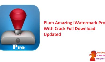 Plum Amazing IWatermark Pro With Crack Full Download Updated