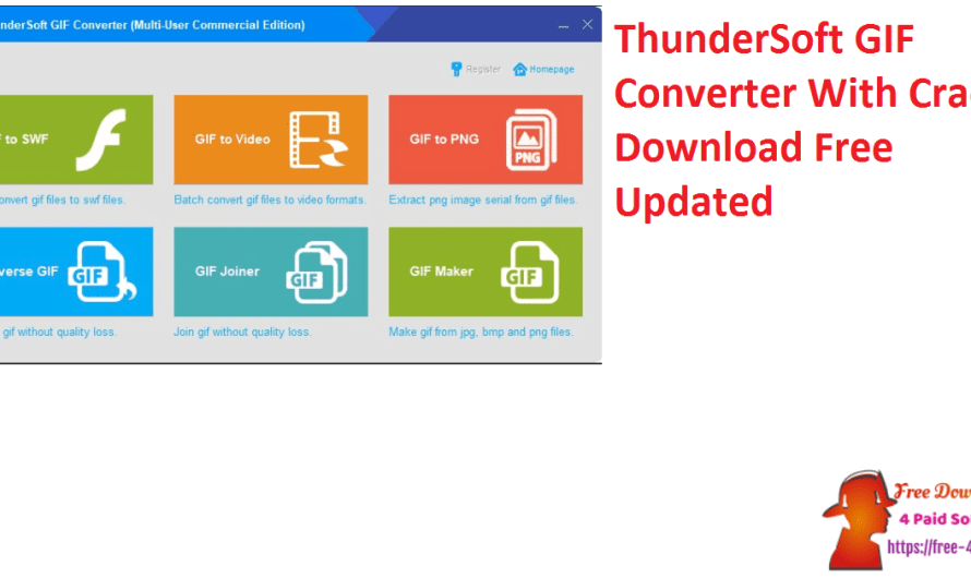 ThunderSoft GIF Converter 3.8.0.0 With Crack Download Free [Updated]