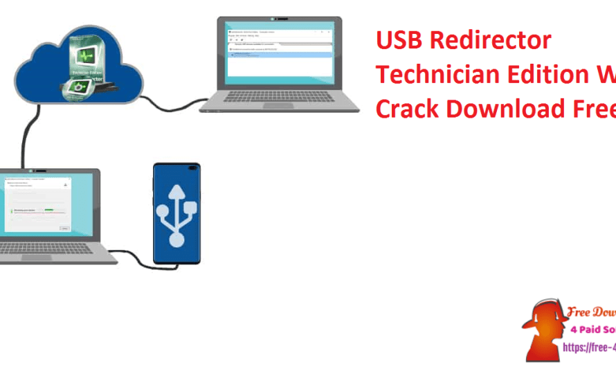 USB Redirector Technician Edition 6.10.0.3130 With Crack Download Free