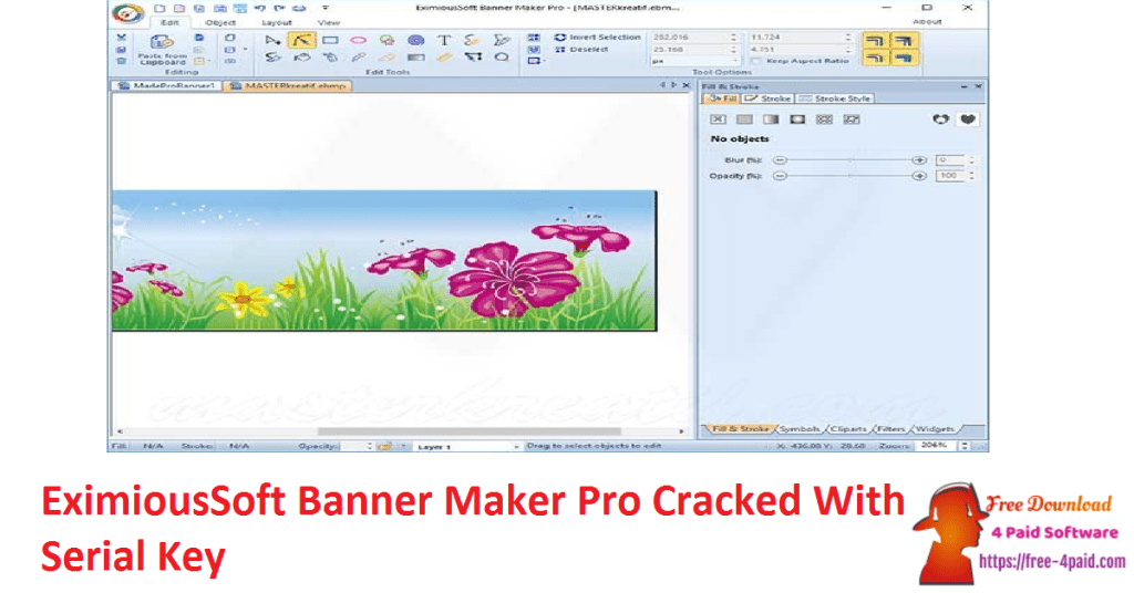 EximiousSoft Banner Maker Pro Cracked With Serial Key