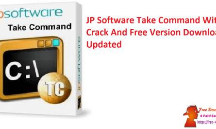 JP Software Take Command With Crack And Free Version Download Updated