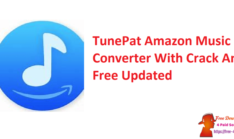 TunePat Amazon Music Converter 2.3.1 With Crack And Free [Updated]