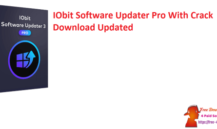 IObit Software Updater Pro With Crack Download Updated