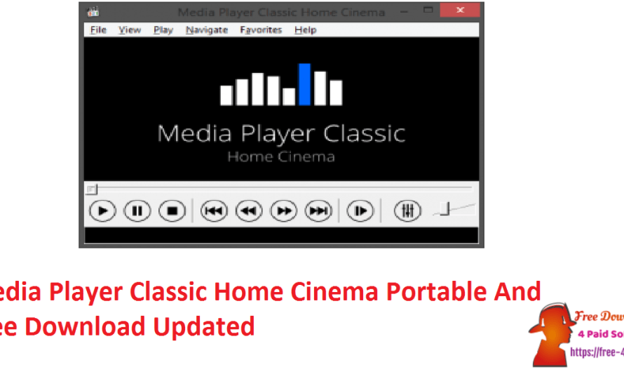 Media Player Classic Home Cinema 1.9.15 Portable And Free Download
