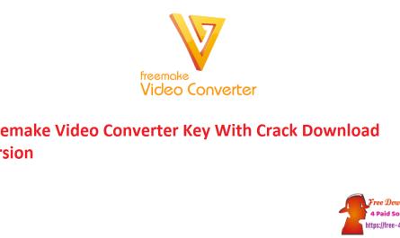 Freemake Video Converter Key With Crack Download Version
