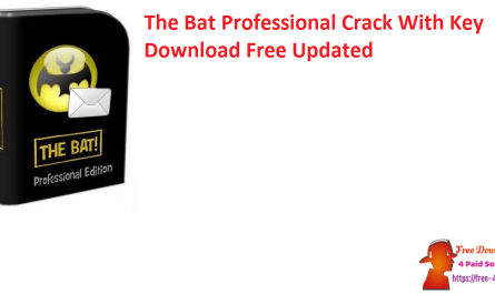 The Bat Professional Crack With Key Download Free Updated