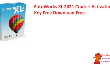 FotoWorks XL 2021 Crack + Activation Key Free Download Free