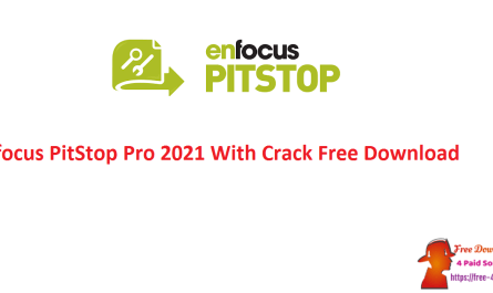 Enfocus PitStop Pro 2021 With Crack Free Download