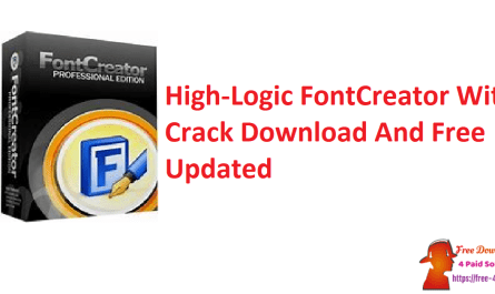 High-Logic FontCreator With Crack Download And Free Updated