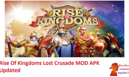 Rise Of Kingdoms Lost Crusade MOD APK Updated