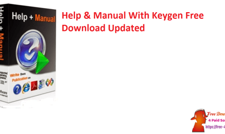 Help & Manual With Keygen Free Download [Updated]