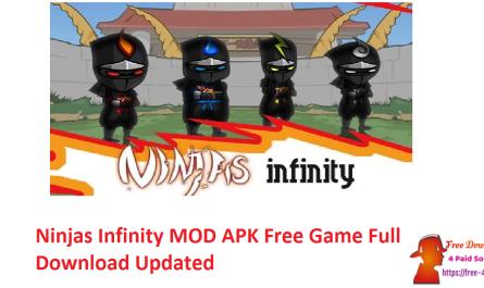 Ninjas Infinity MOD APK Free Game Full Download Updated