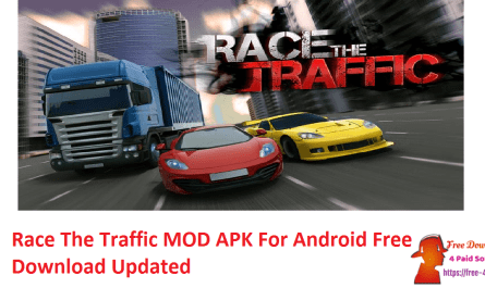 Race The Traffic MOD APK For Android Free Download Updated