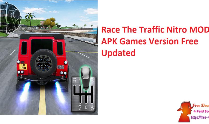 Race The Traffic Nitro 1.4.0 MOD APK Games Version Free [Updated]