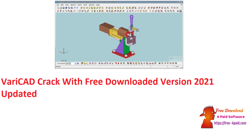 VariCAD Crack With Free Downloaded Version 2021 Updated