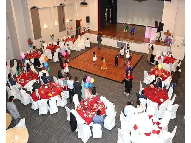 best indian banquet hall near franklin