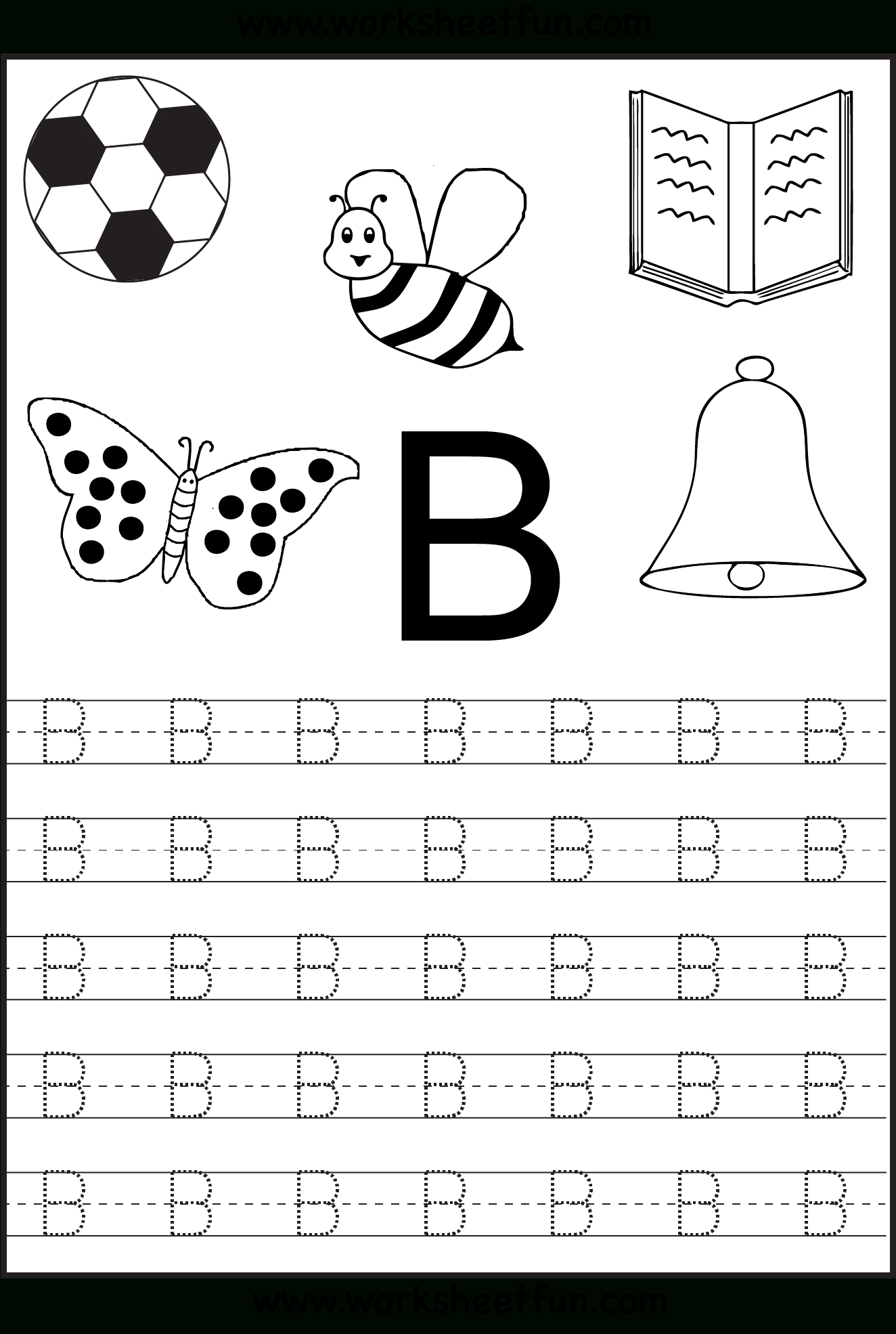 Trace The Letter F Free Printable Letter F Tracing