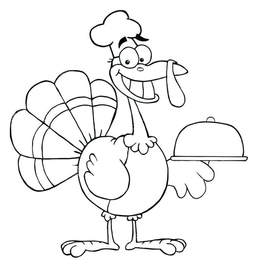 Free Printable Thanksgiving Turkey Template