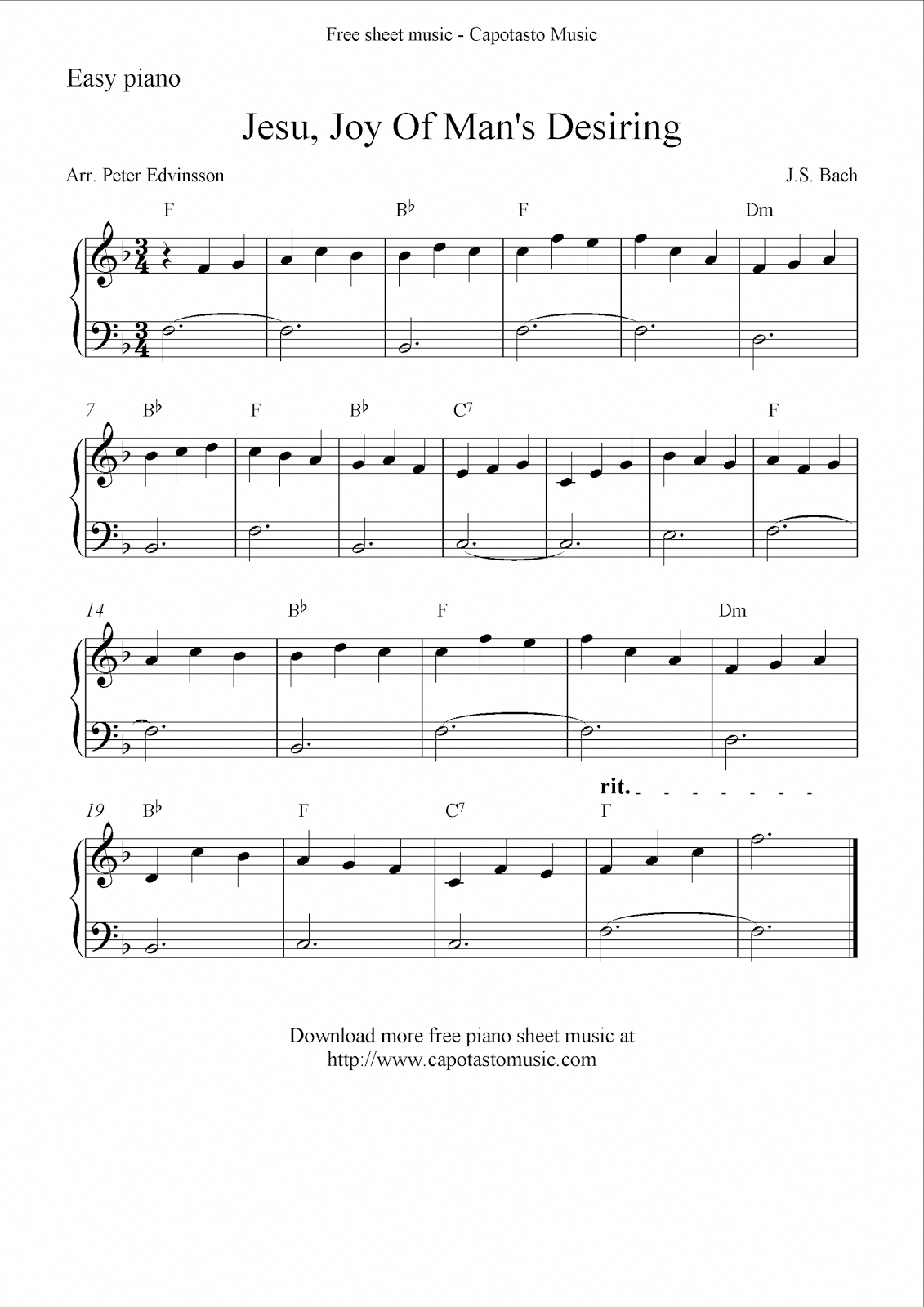 Beginning Piano Note Recognition Worksheet