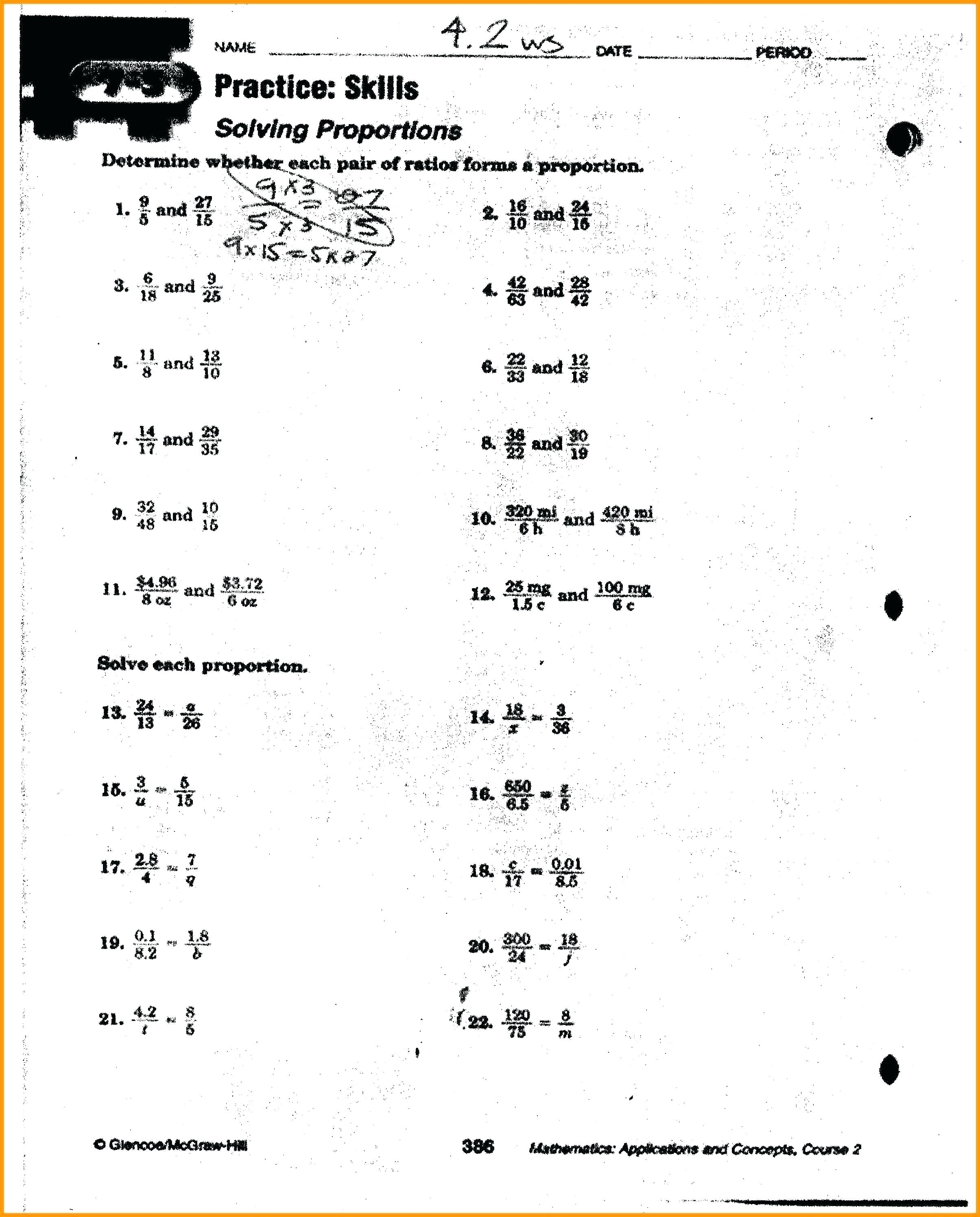 Free Printable Math Worksheets 6th Grade Order Operations