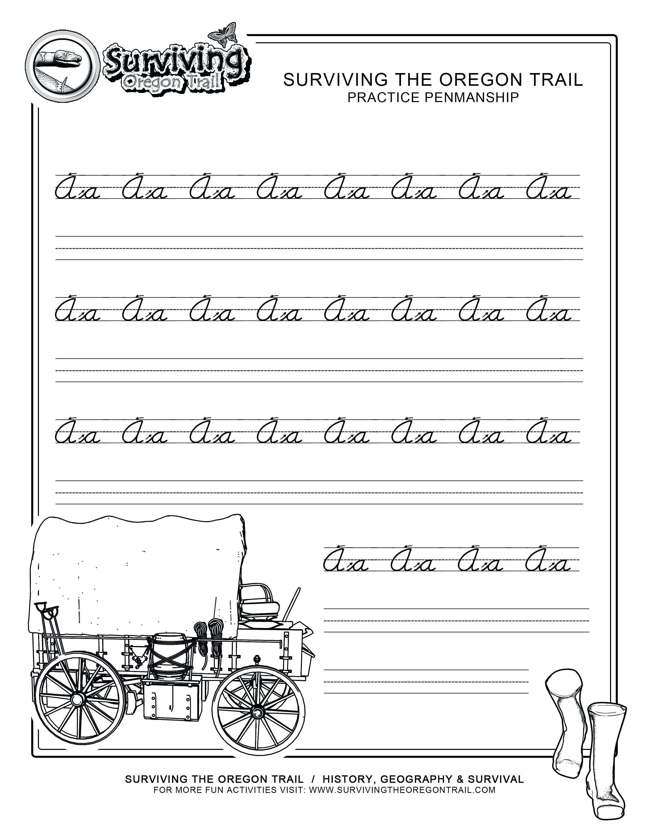 Free Library Skills Printable Worksheets