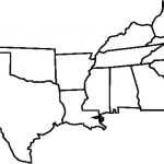 Southeastern Us Map Blank Www Proteckmachinery Com Free Photos