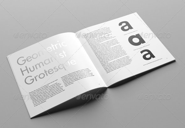 Mockup Trifold Brochure Free MockUp Template In PSD Free PSD Templates