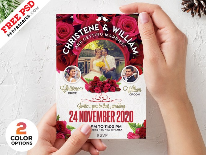 78 Must Have Free Wedding Templates