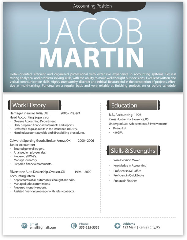 contemporary resume templates modern resume templates the muse
