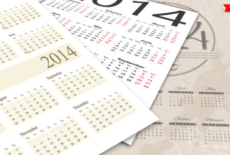2014-sinple-and-vintage-vector-calender-450x304