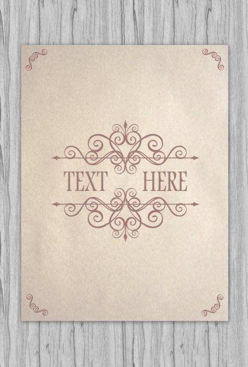 Antique-Frame-Vector-Collection-500x740
