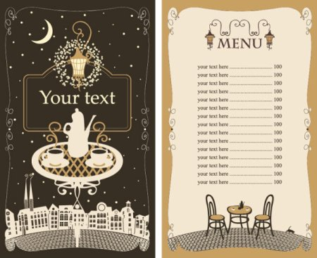 Set-of-cafe-and-restaurant-menu-cover-template-vector-05-450x367