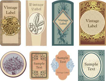 vintage-vector-floral-labels1-450x342