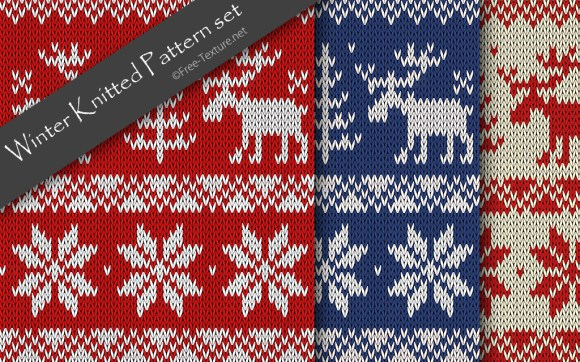 winter-knitted-pattern-set-580x362