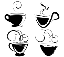Coffee Cup Vector Image Free