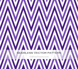 Violet Zig Zag Pattern Background Vector