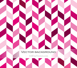 Pink Chevron Background