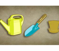 Garden Kit Vector