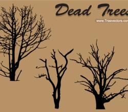 Dead Tree Vector -1