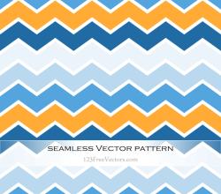 Chevron Vector Pattern Design