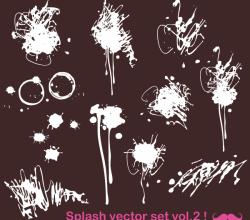 Free Vector Paint Splats Images