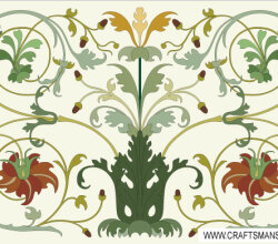 Nature Ornament Vector