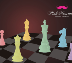 Free Chess Pieces Vectors