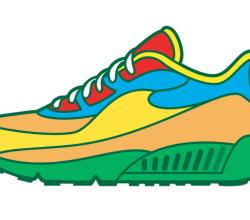 Vector Sneaker
