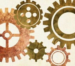 Download Gear Wheel Vector