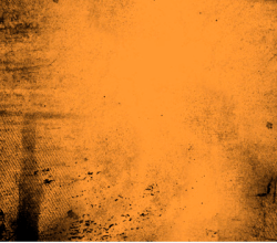 Orange Distressed Texture Free Vector