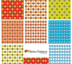 Vectorretro Pattern