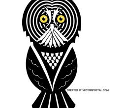 Owl Clip Art Image