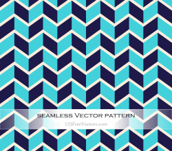 Free Zigzag Pattern Vector Art