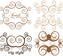 Swirls Design Art